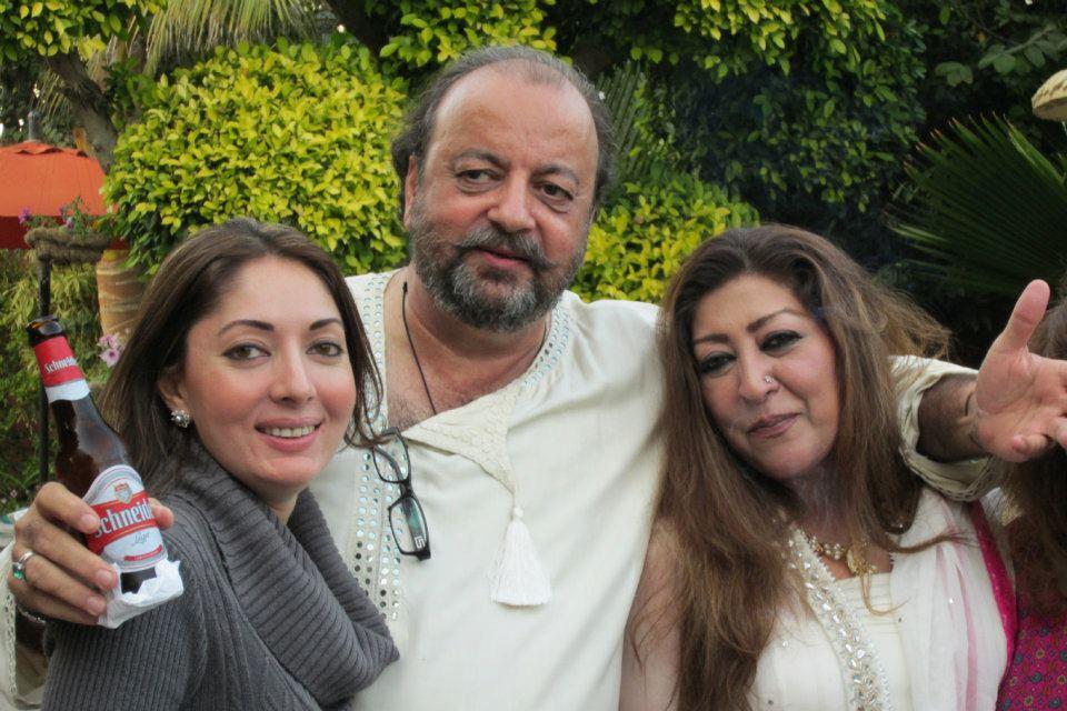 SharmeelaFarooqiandAghaSirajDurraniScandal - Agha Siraaj with Sharmila Farooqi