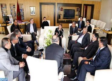 Le Maroc et la Jordanie déterminés à édifier un partenariat en matière d'adaptation aux changements climatiques