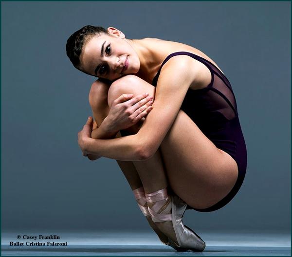 Casey Franklin. Kirov Academy of Ballet.