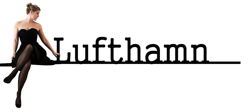 Lufthamn