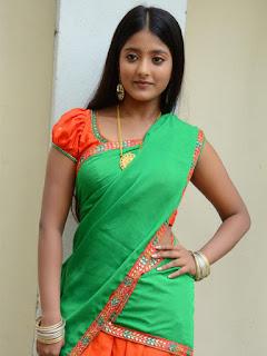Ulka Gupta New Photos at Andhra Pori Promotion Event