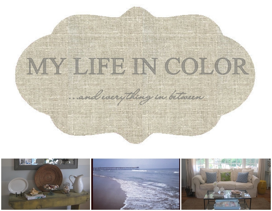 My Life in Color...