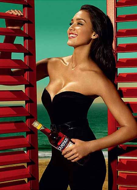 Film Actress and Super Model Jessica Alba