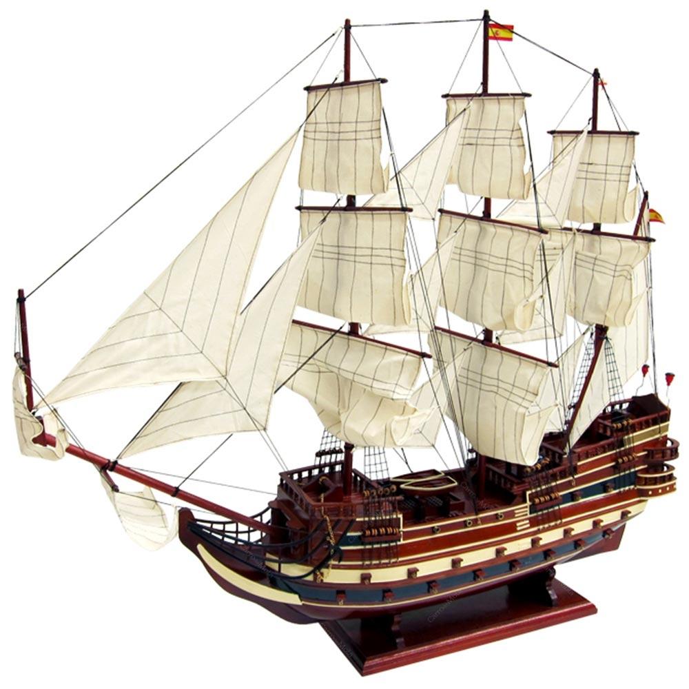Miniaturas de Barcos e Navios