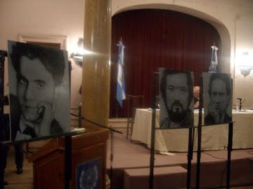 Exposición: ITINERARIO DE PERSONAJES DE LA LITERATURA Y EL ARTE