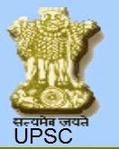 UPSC SCRA Examination 2015 upsc.gov.in