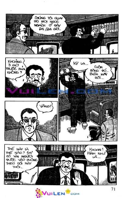 Jindodinho - Đường Dẫn Đến Khung Thành III Tập 57 page 71 Congtruyen24h