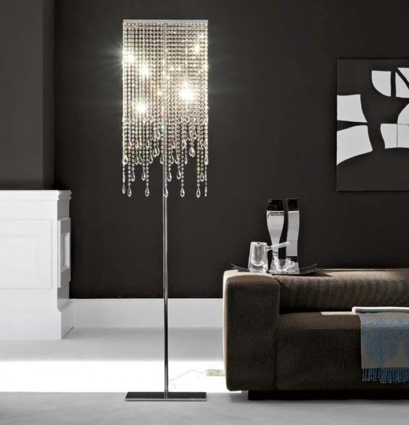 10 modern living room lighting ideas 2014 part 8 for Modern living room lamps