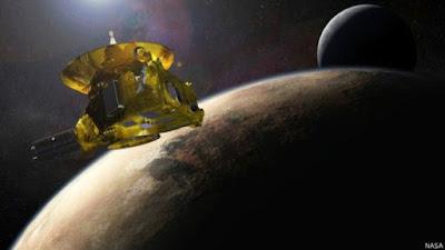 5 coisas surpreendentes sobre missão da Nasa a Plutão