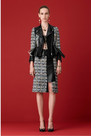Alexander McQueen Tweed Edit Collection