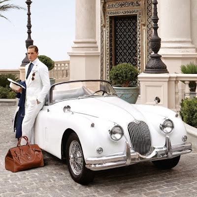 Bolsa de Piel by Ralph Lauren - Leather Cooper Bag
