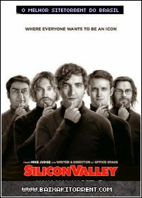 Capa Baixar Série Silicon Valley 1° Temporada Legendado HDTV   Torrent Baixaki Download
