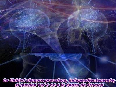 Por más que los átomos danzantes que conforman la base de la Verdad sean invisibles, el sentido genuino que la sustenta, permanece invencible.