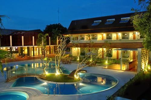 hotel dekat bandara lpp garden