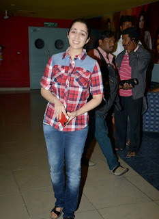 Actress Charmi Pictures in Jeans at Satya 2 Premiere Show 0015