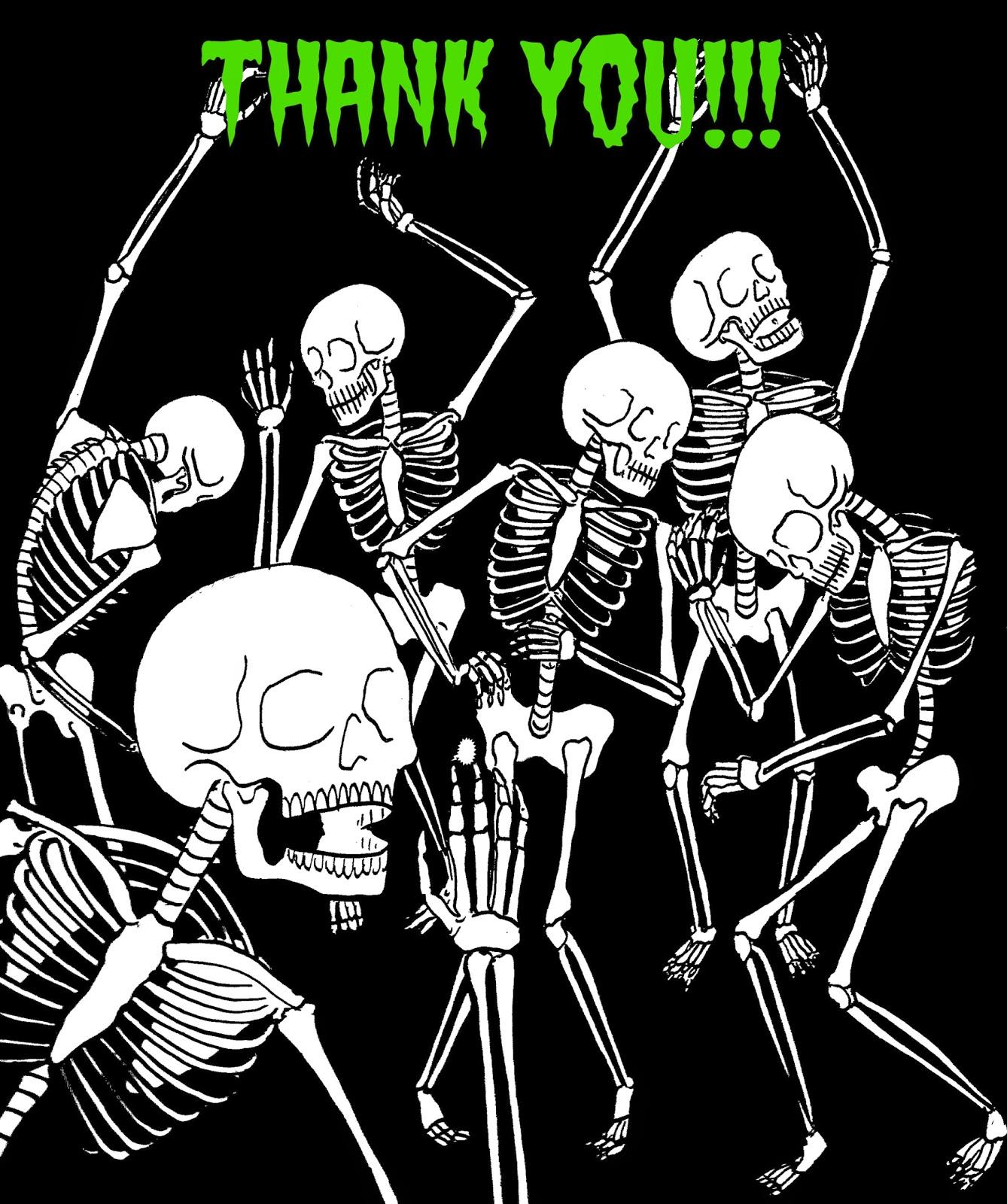 Thanks Mr. Skeletal