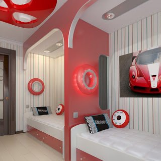 tempat+tidur+remaja+wanita Ide Kreatif Kamar Tidur Remaja