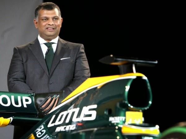 Tony Fernandes Akui Silap Ambil Alih Pasukan F1 Caterham
