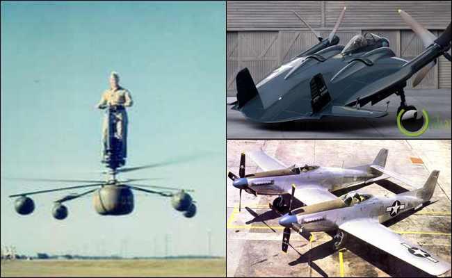 5 Pesawat Terbang Teraneh di Abad ke 19