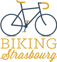 BIKING STRASBOURG, THE MOVIE