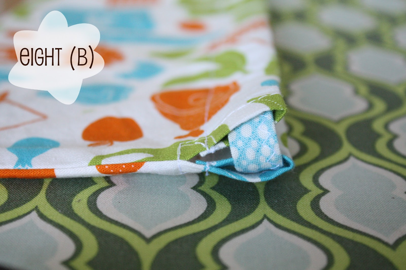 how to make a double drawstring bag