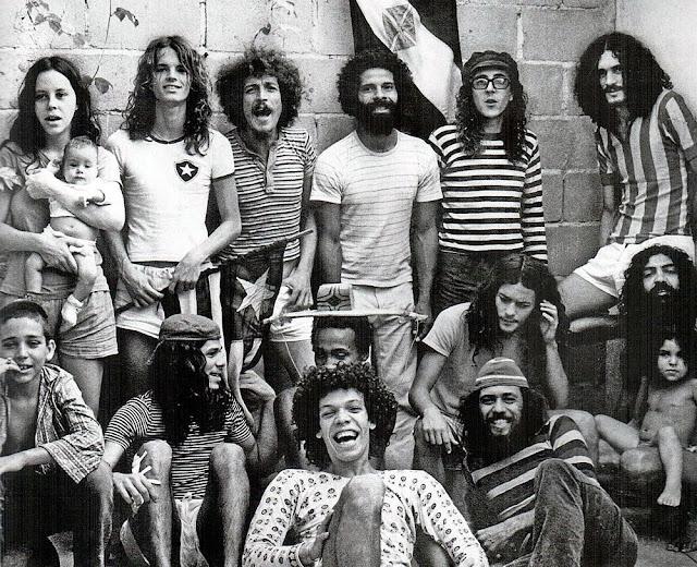 Documentário: Novos Baianos Futebol Clube (1973)