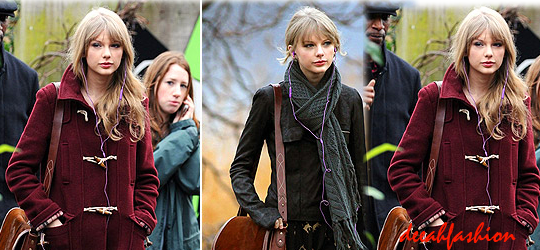 Taylor Red Swift Gaya ala Seleb Hollywood