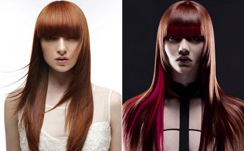 6 Модні стрижки на довге волосся