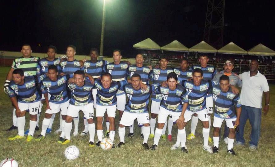 A Seleção de Panelas se classifica na Super Copa do Interior de futebol