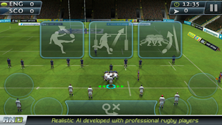 Rugby Nations 13 v1.0.0 (Apk+Data) Android