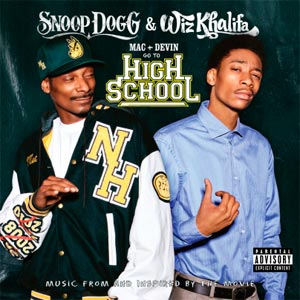 Modelo Capa Download   Snoop Dogg and Wiz Khalifa   Mac And Devin Go To High School (2011)