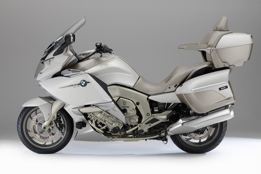Auxiliary Motorcycle Fuel Tank 2014 BMW K 1600 GTL Exclusive - Autoesque