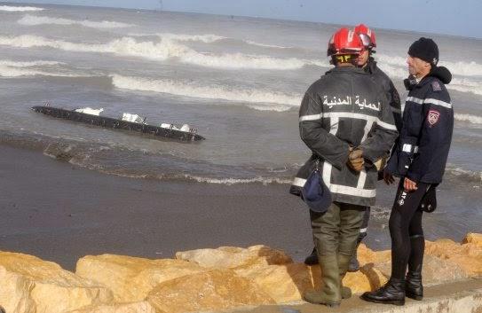 Intempéries venteuses et pluvieuses sur le Nord de l'Algérie : 4 morts Algerie