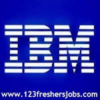 IBM Freshers Jobs 2015