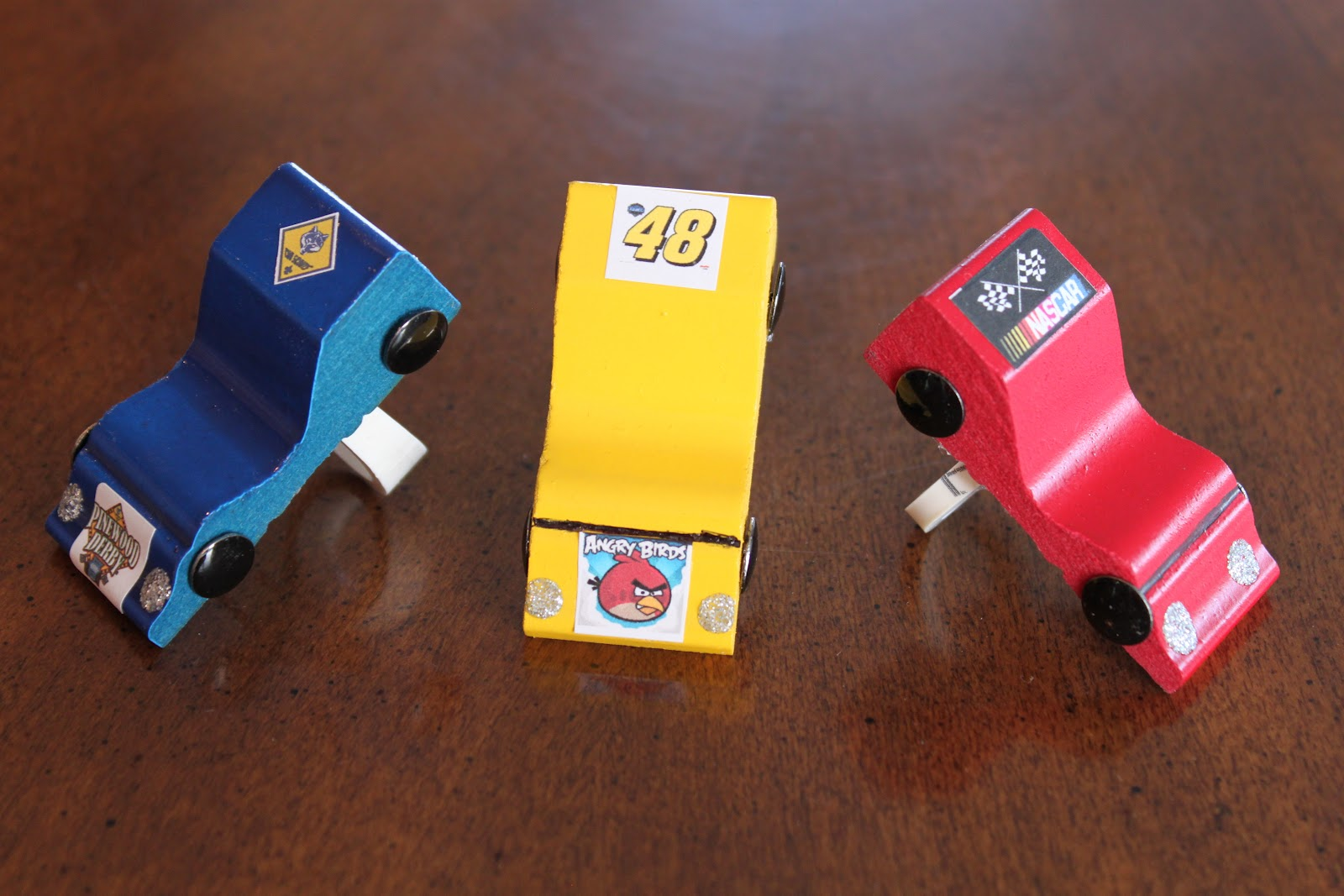 ... Cub Scouts: More Neckerchief Slide Ideas for the Pinewood Derby