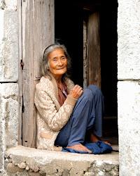 ... le sourire des Anciens