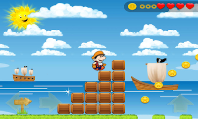 Mario Run and Jump Adventure v1.1 APK