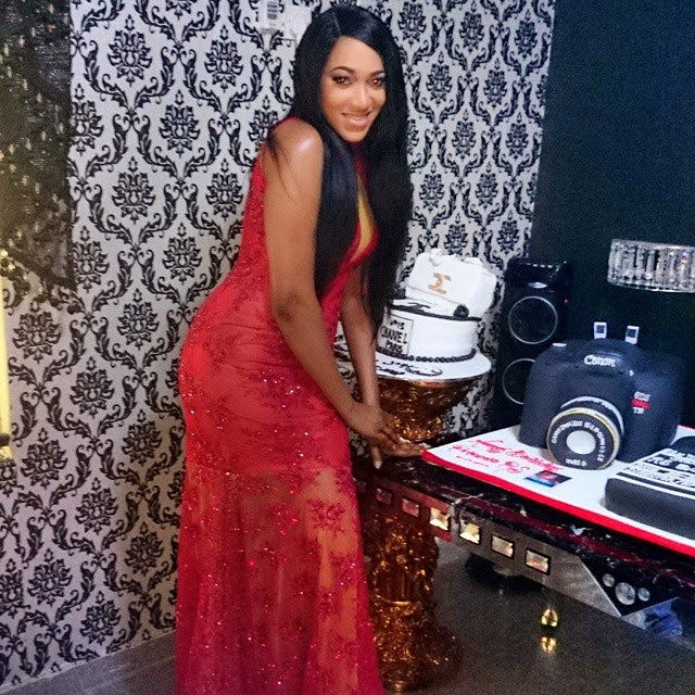 Pics from Rukky Sanda's Birthday Celebration