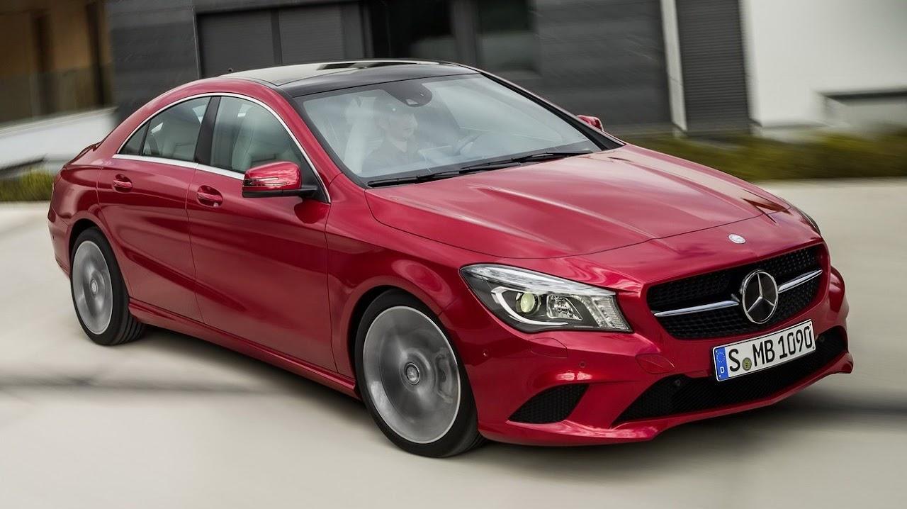 2014 Mercedes-Benz CLA-Serisi Mayıs'ta Türkiye'de