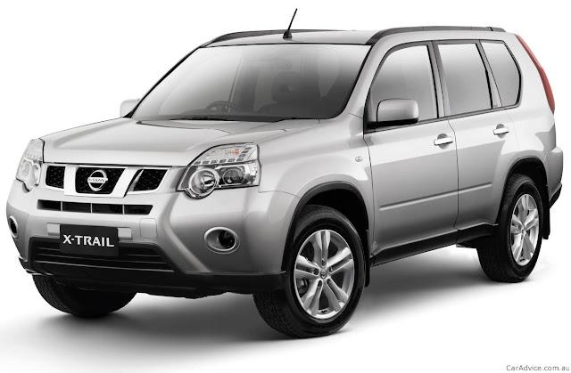 Harga Mobil Nissan X-Trail Bekas Second