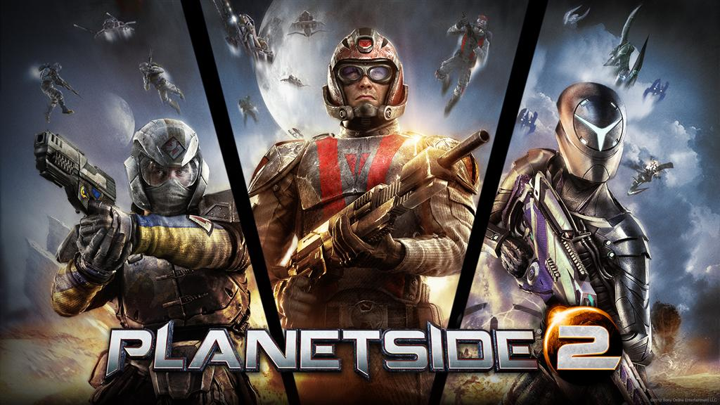 PlanetSide HD & Widescreen Wallpaper 0.0241692900494483