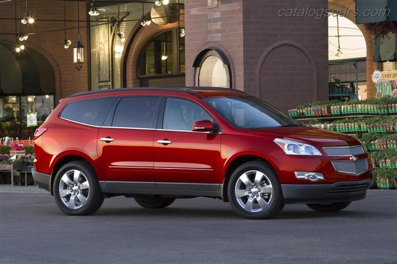 صور سيارة شيفروليه ترافيرس 2014 - اجمل خلفيات صور عربية شيفروليه ترافيرس 2014 - Chevrolet Traverse Photos Chevrolet-Traverse-2012-08.jpg