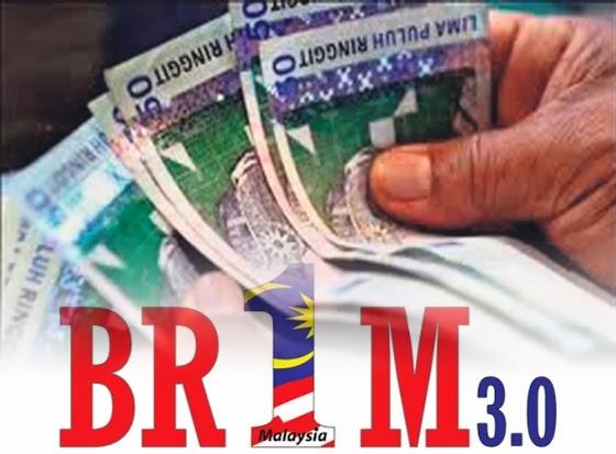 BR1M 3.0 Dilancar Pada 22 Feb 2014