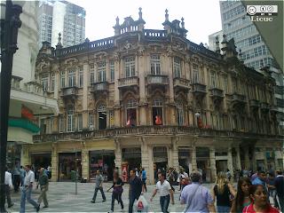 centro historico de sao paulo