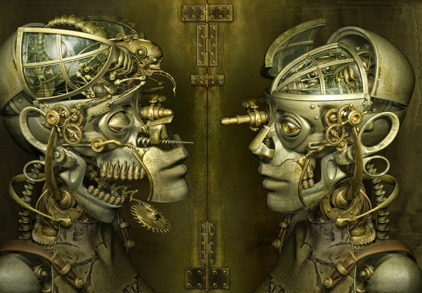 automaton art