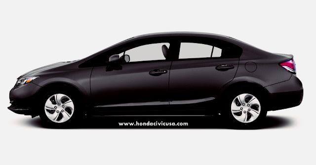 2014 Honda Civic LX Sedan Manual Review Canada