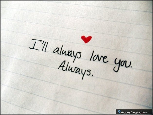 Mi Love You Quotes : Love You Always And Forever Quotes