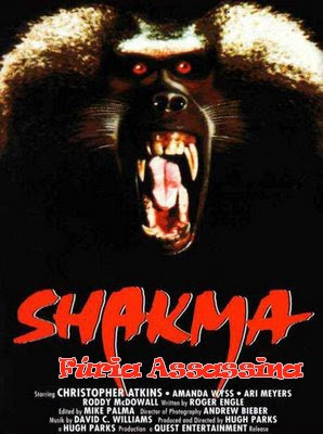 Shakma: Fúria Assassina - DVDRip Dublado
