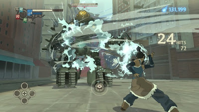 The Legend of Korra PC Screenshot Gameplay www.ovagames.com 5 The Legend of Korra FLT