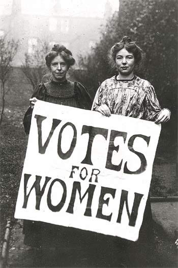 womens suffrage podcast for womens suffrage